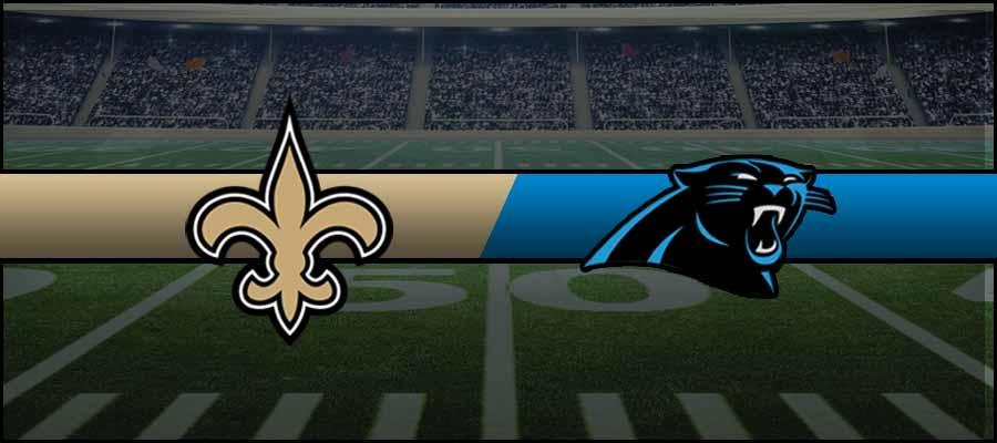Saints vs Panthers Result NFL Score
