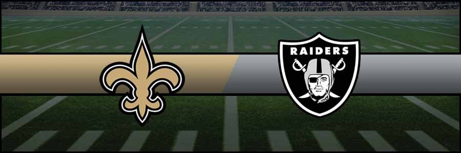 Saints vs Raiders Result NFL Week 2 Score