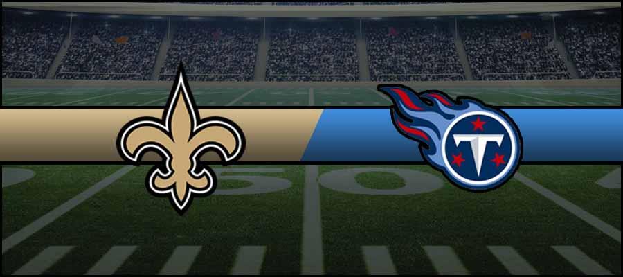 Saints vs Titans Result NFL Score