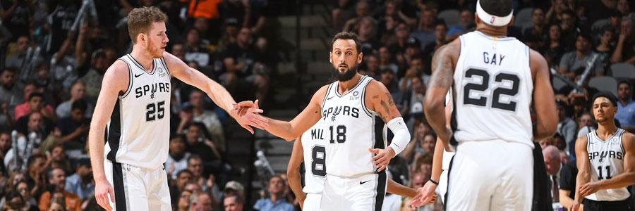 Jazz vs Spurs 2020 NBA Spread, Preview & Expert Pick