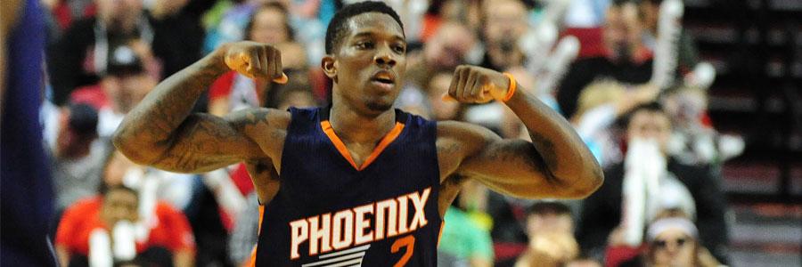 San Antonio at Phoenix Odds, Free Pick & TV Info