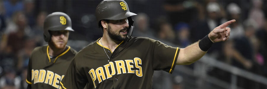 Are the Padres a safe bet in the MLB lines on Monday?
