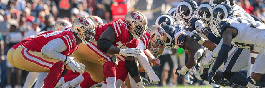 Rams vs 49ers 2019 NFL Week 16 Spread & Game Preview