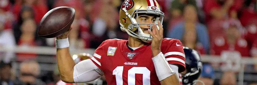 Cardinals vs 49ers 2019 NFL Week 11 Spread, Game Info & Expert Pick