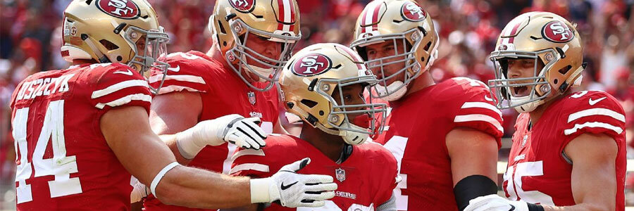 49ers at Packers NFL Week 6 Lines & Prediction