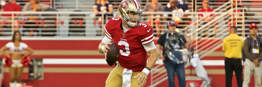 Cardinals vs 49ers NFL Week 5 Lines & Expert Pick