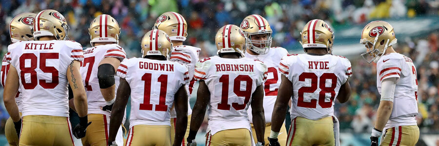 Are the 49ers a safe bet in Week 10?