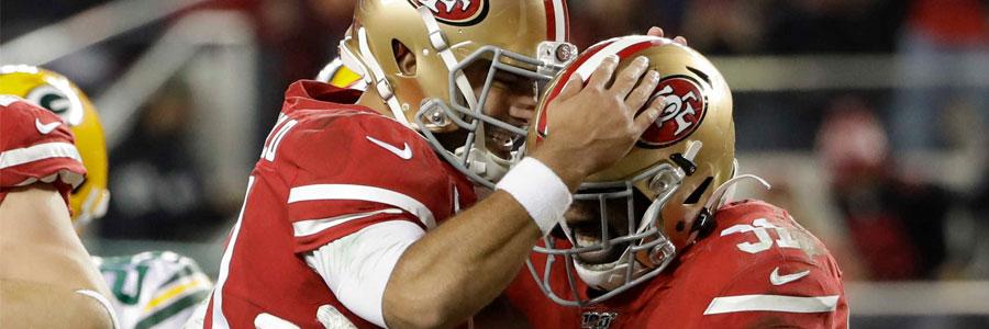 San Francisco 49ers Super Bowl Prop Bets