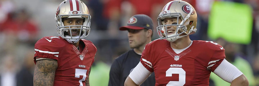 2016 San Francisco 49ers Starting QB Expert Pick