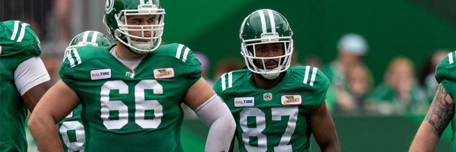 Is Saskatchewan a safe bet for CFL Week 15?
