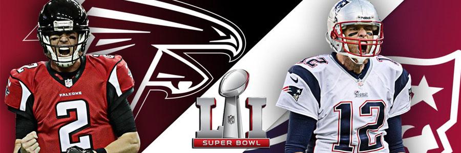 Super Bowl LI First-Half Pick