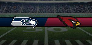 Seahawks vs Cardinals Result NFL Score
