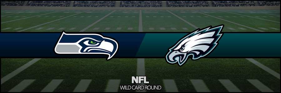 Seahawks vs Eagles Result NFL Wild Card Score