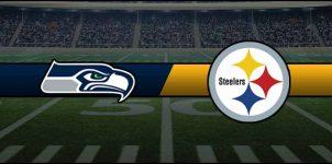 Seahawks vs Steelers Result NFL Score