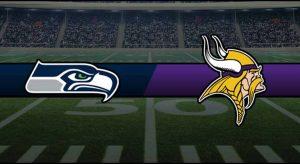 Seahawks vs Vikings Result NFL Score