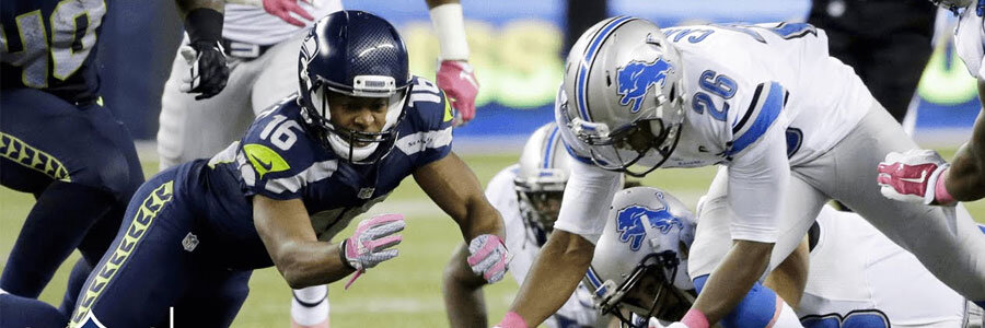 Seahawks vs Lions NFL Week 8 Odds & Pick