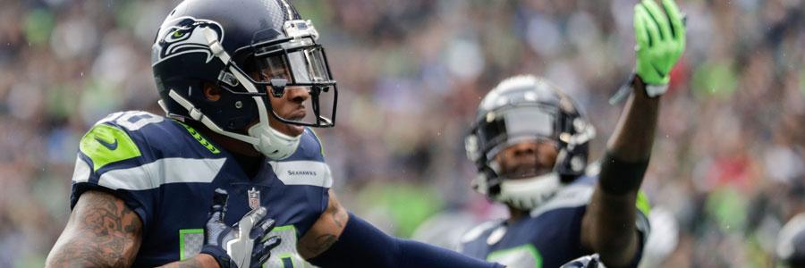 Seahawks at Raiders NFL Week 6 Lines & Prediction