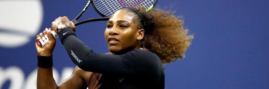 2018 U.S. Open Women's Semifinals Odds & Preview