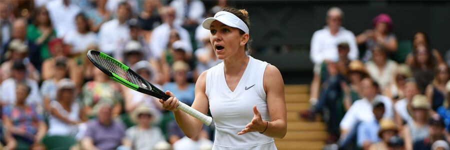 Williams vs Halep 2019 Wimbledon Women's Finals Odds, Preview & Pick