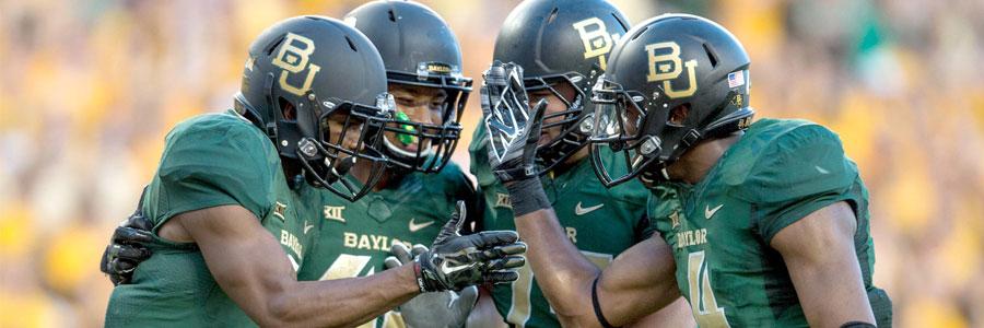 Boise State vs Baylor Cactus Bowl Spread, Expert Pick & TV Info