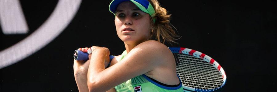 2020 Australian Open Women's Semifinals Odds, Preview & Picks
