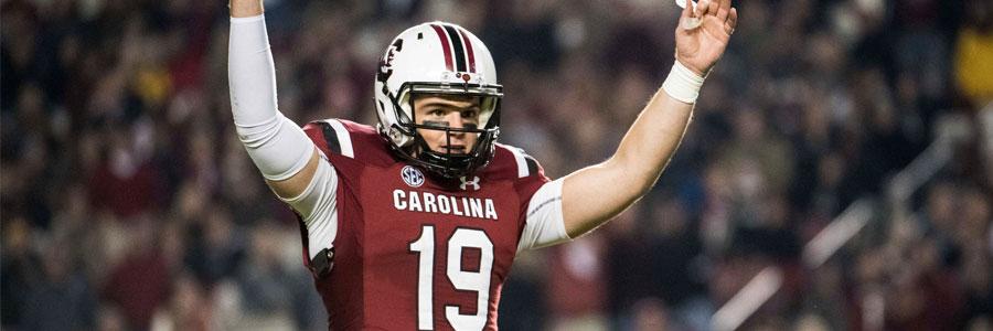 South Carolina vs Clemson NCAA Football Week 13 Lines & Betting Pick