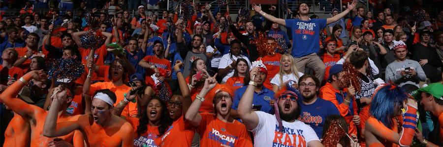 South Carolina at Florida Spread, Betting Lines & TV Info