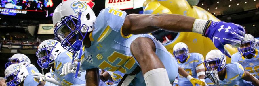 Southern vs Alcorn State 2018 SWAC Championship Spread & Game Preview