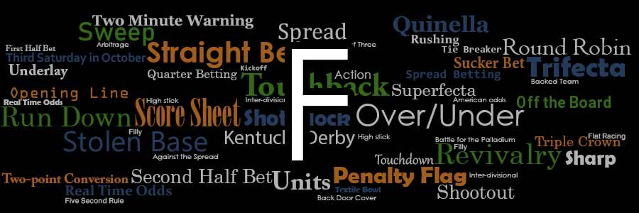 Sports Explained: Glossary F