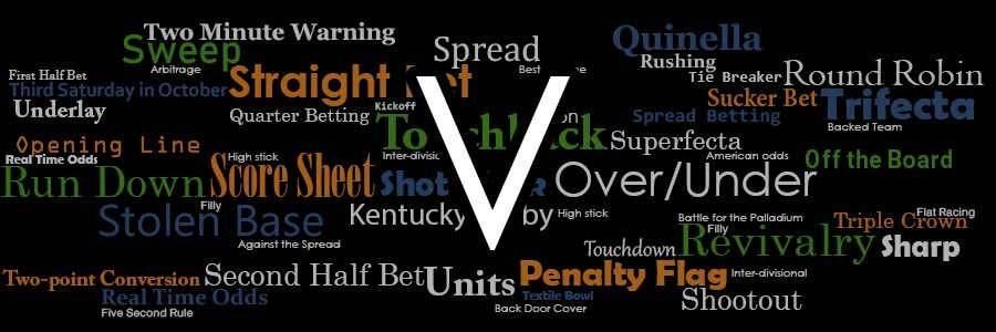Sports Explained: Glossary V