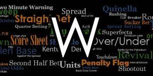 Sports Explained: Glossary W