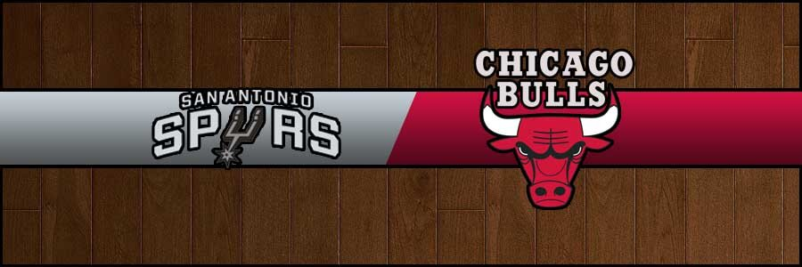 Spurs vs Bulls Result Basketball Score