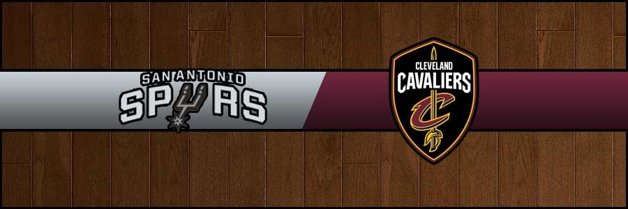 Spurs vs Cavaliers Result Basketball Score