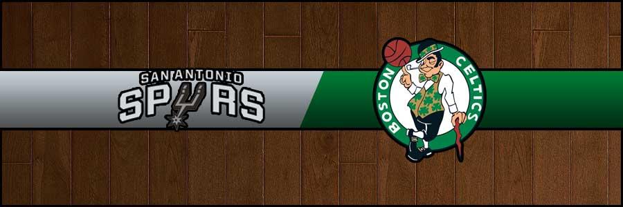 Spurs vs Celtics Result Basketball Score