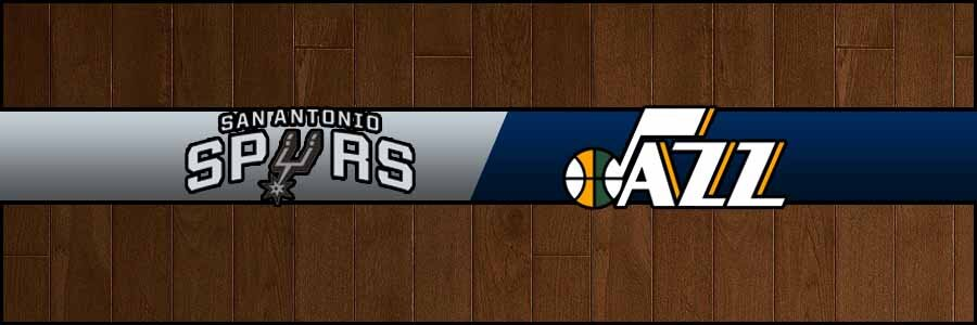 Spurs vs Jazz Result Basketball Score