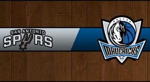 Spurs vs Mavericks Result Basketball Score