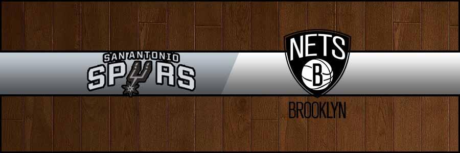 Spurs vs Nets Result Basketball Score