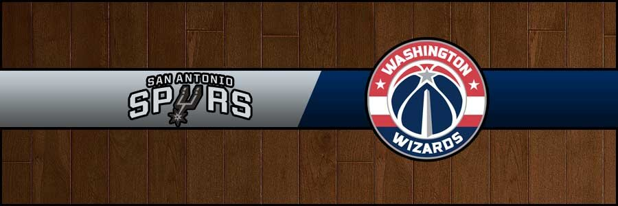 Spurs vs Wizards Result Basketball Score
