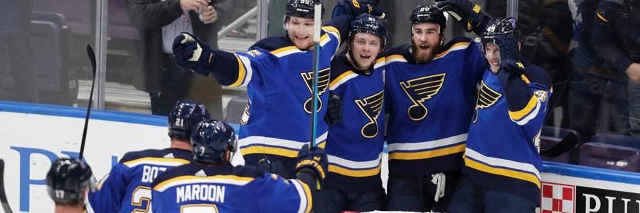 Blues vs Stars NHL Betting Lines & Expert Analysis