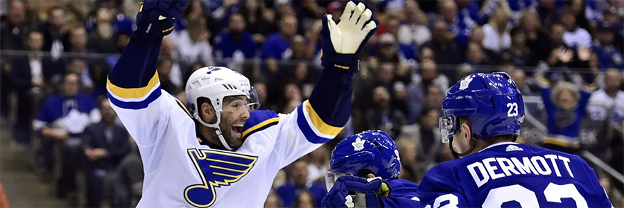 Blackhawks vs Blues NHL Lines, Game Preview & Analysis