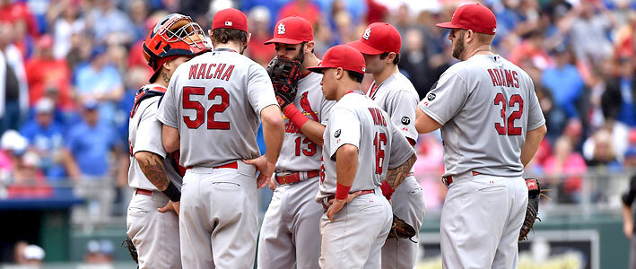 MLB Betting: The 5 Best Starting Rotations in 2015