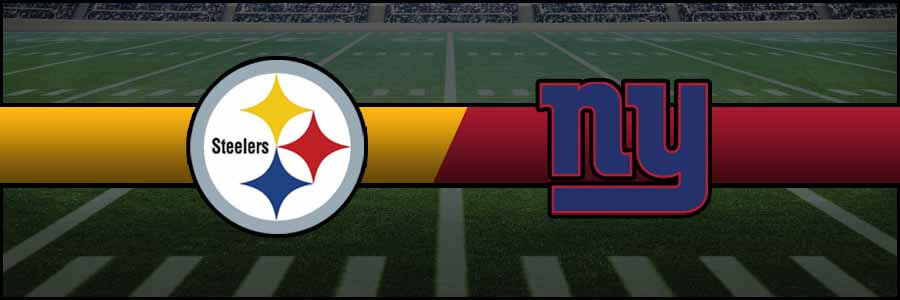 Steelers vs Giants Result NFL Score