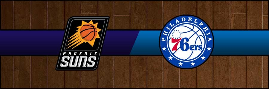 Suns vs 76ers Result Basketball Score