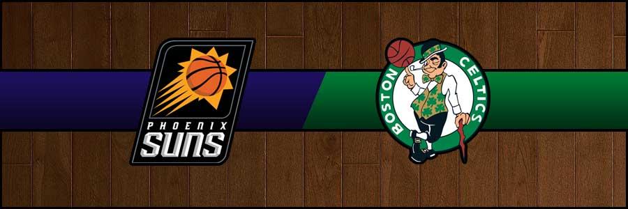Suns vs Celtics Result Basketball Score