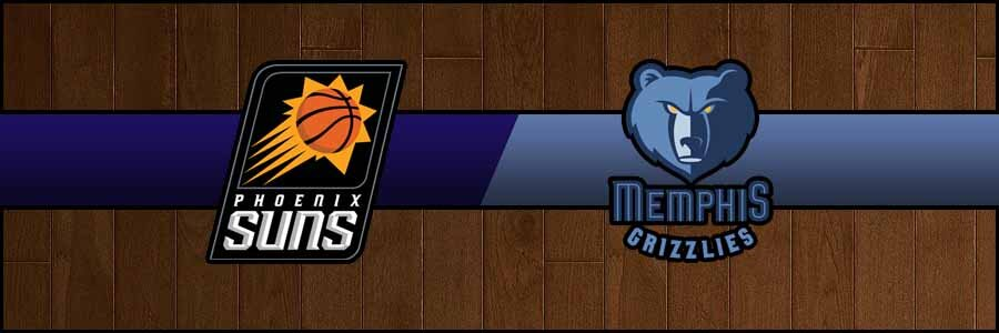 Suns @ Grizzlies Result Friday Basketball Score