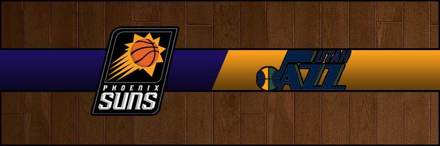 Suns vs Jazz Result Basketball Score
