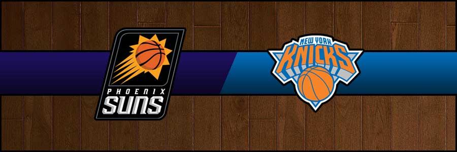 Suns vs Knicks Result Basketball Score