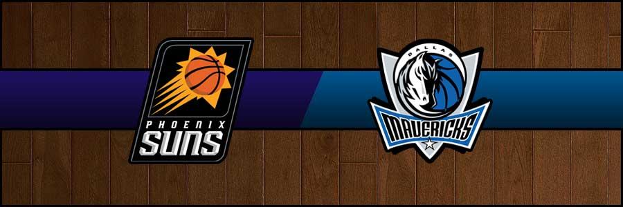 Suns vs Mavericks Result Basketball Score