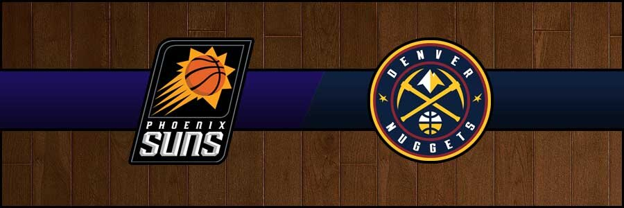 Suns vs Nuggets Result Basketball Score