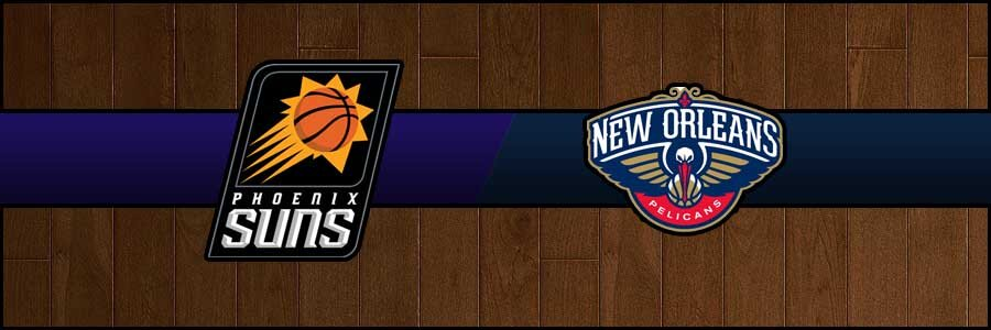 Suns vs Pelicans Result Basketball Score